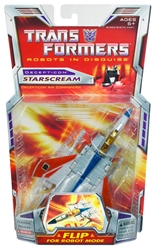 Picture of Transformers Robots in Disguise Starscream Action Figure