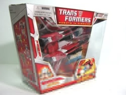 Picture of Tranformers Robots in Disguise Jetfire Figure