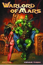 Picture of Warlord of Mars TP VOL 03