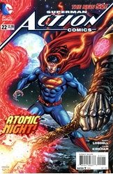 Picture of Action Comics (2011) #22