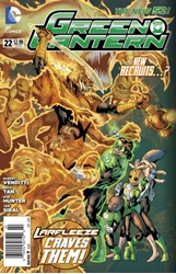 Picture of Green Lantern (2011) #22
