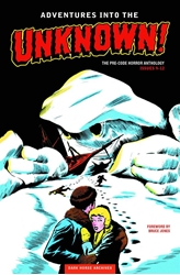 Picture of Adventures into the Unknown Archives HC VOL 03