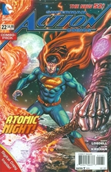 Picture of Action Comics (2011) #22 Combo Pack