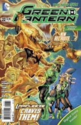 Picture of Green Lantern (2011) #22 Combo Pack