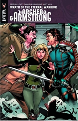 Picture of Archer and Armstrong (2012) Vol 02 SC Eternal Warrior