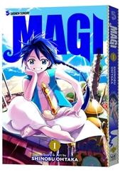 Picture of Magi Vol 01 SC