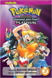 Picture of Pokemon Diamond & Pearl Platinum GN VOL 03