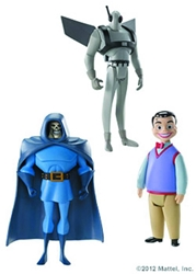 Picture of Toyman, Dr Desiny, Firefly Justice League Unlimited DC Universe Classics Action Figure 3-Pack
