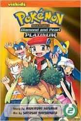 Picture of Pokemon Diamond & Pearl Platinum VOL 02