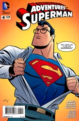 Picture of Adventures of Superman (2013) #4