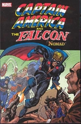 Picture of Captain America and Falcon Nomad SC