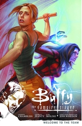 Picture of Buffy the Vampire Slayer Season 9 TP VOL 04 Welcome to Team