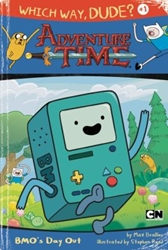 Picture of Adventure Time Which Way, Dude? BMO's Day Out SC