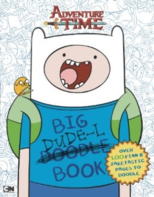 adventuretimebigdudelbook