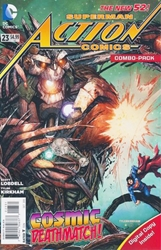 Picture of Action Comics (2011) #23 Combo Pack