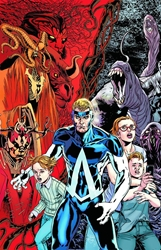 Picture of Animal Man (2011) TP VOL 03 Rotworld the Red Kingdom