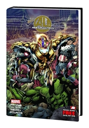Picture of Age of Ultron HC