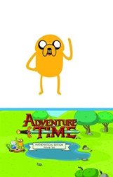 Picture of Adventure Time HC VOL 02 Mathematical Edition