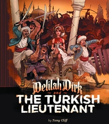 Picture of Delilah Dirk and Turkish Lieutenant SC