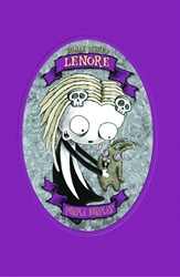 Picture of Lenore Purple Nurples HC Color Edition