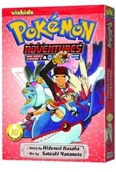 Picture of Pokemon Adventures GN VOL 18