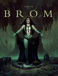 Picture of Art of Brom HC