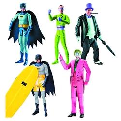 """Picture of Joker Batman '66 6"""" Action Figure"""