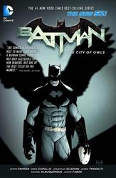 Picture of Batman (2011) TP VOL 02 City of Owls