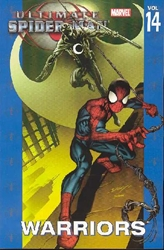 Picture of Ultimate Spider-Man Vol 14 SC Warriors