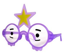 Picture of Adventure Time Lumpy Space Princess Role Play Glasses