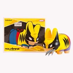 """Picture of Marvel Labbit Wolverine 7"""" Vinyl Toy"""