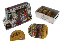 Picture of Deadpool Corps Marvel Universe Special Edition Figure Set SDCC 2013