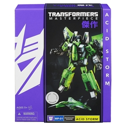 Picture of Transformers Masterpiece Acid Storm 2013 Exclusive Hasbro
