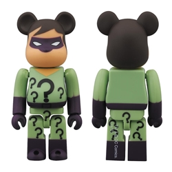 Picture of DC Super Powers Riddler Bearbrick SDCC 2013 Exclusive