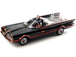 Picture of Batman Batmobile Batman '66 Figure