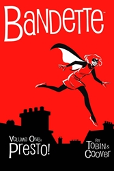 Picture of Bandette (2013) HC VOL 01 Presto!