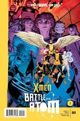 Picture of X-Men Battle of Atom #1 (of 2)