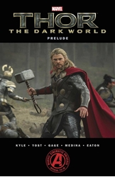 Picture of Marvels Thor TP Dark World Prelude