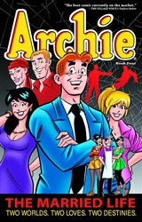 Picture of Archie Married Life Vol 04 SC