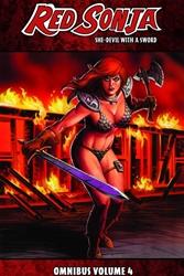 Picture of Red Sonja Omnibus TP VOL 04