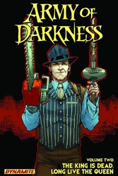Picture of Army of Darkness (2012) TP VOL 02 King Is Dead Long Live the Queen