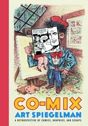 Picture of Comix Retrospective Spiegelman HC