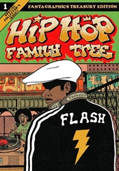 Picture of Hip Hop Family Tree Vol 01 SC