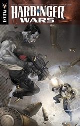 Picture of Harbinger Wars TP