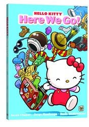 Picture of Hello Kitty Here We Go SC