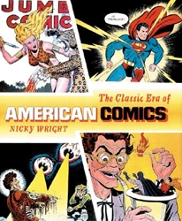 Picture of Classic Era of American Comics SC
