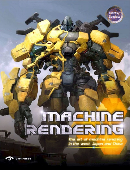 machinerendering