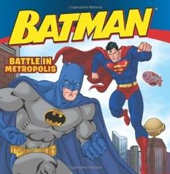 Picture of Batman Battle in Metropolis SC