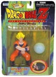 Picture of Dragon Ball Z Super Saiyan Goku Blasting Energy Action Figure