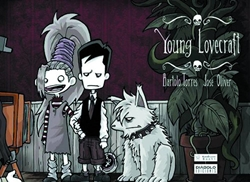 Picture of Young Lovecraft GN VOL 03